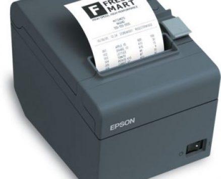 Impresora Epson TM-T20II-062 Térmica USB serial